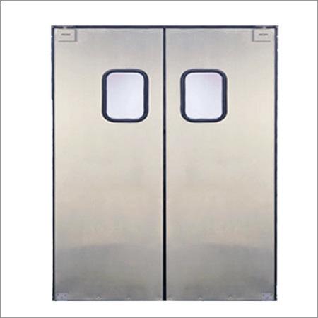Ss Double Leaf Doors
