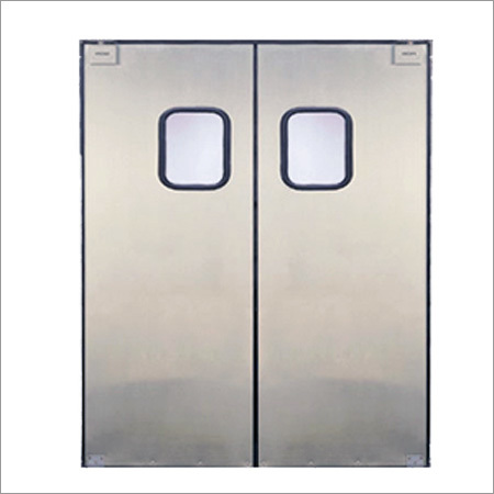 Ss Double Leaf Doors