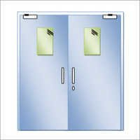 Equal Double Door
