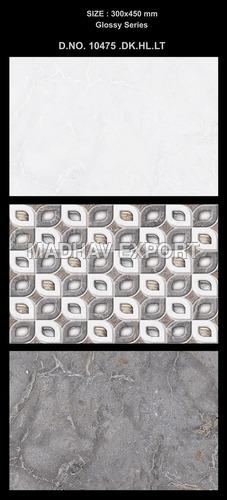 Digital Glossy Wall Tiles