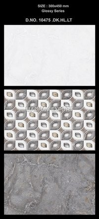 Digital Glossy Wall Tiles