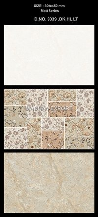 Digital Matt Wall Tiles