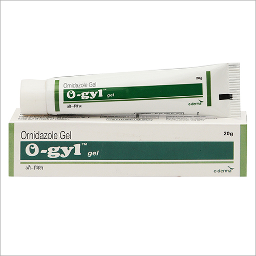 ORNIDAZOLE GEL