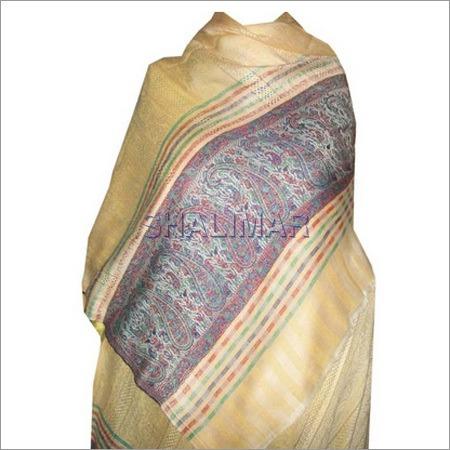 Kani Wool Silk Shawls