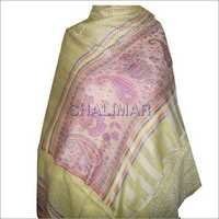 Wool Silk Mix Kani Shawls