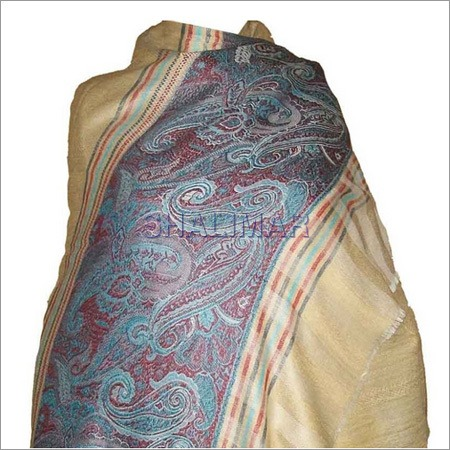 Antique Cutting Kani Shawls