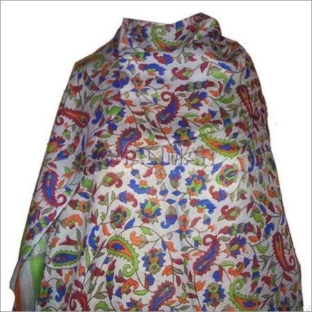 Wool Silk Blend Kani Shawls