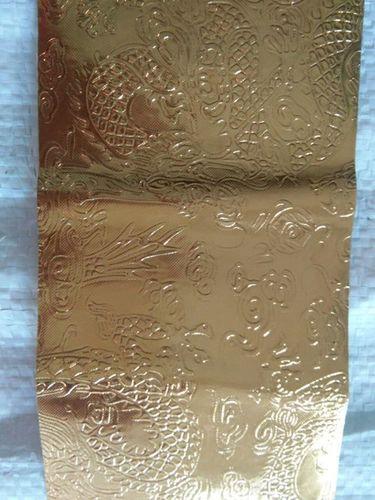 PVC Stone Self Adhesive Film