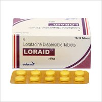 Loratadine Dispersible Tablet
