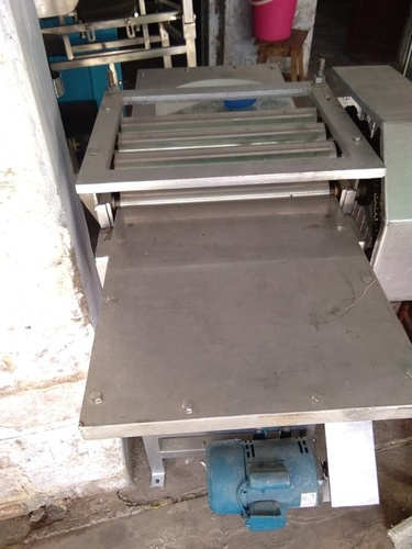 Aloe Vera Juice Extracting Machine