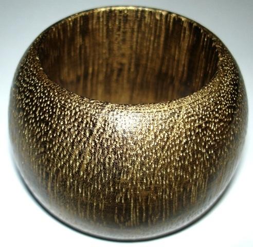 Cooper Wooden Napkin Ring