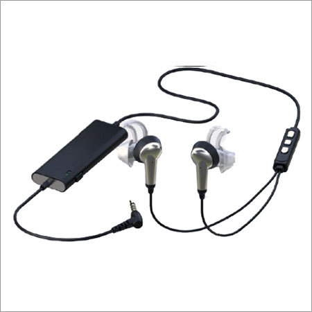 NW-001 Noise Canceling Earphone