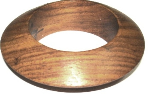 Small Wooden Napkin Ring