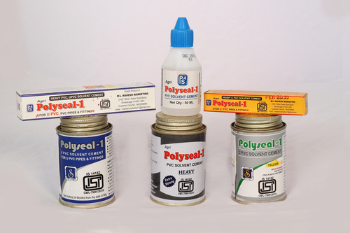 PVC Solvent Cement Adhesive