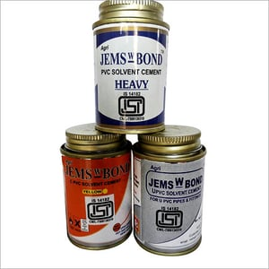 Solvent Cement Adhesives
