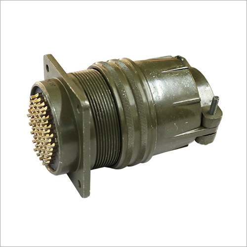 Circular Thread Coupling Connector