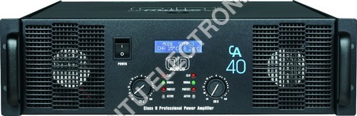 QD AUDIO CA 40 POWER AMPLIFIER