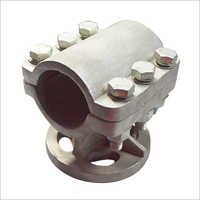 Aluminium Busbar Post Clamp