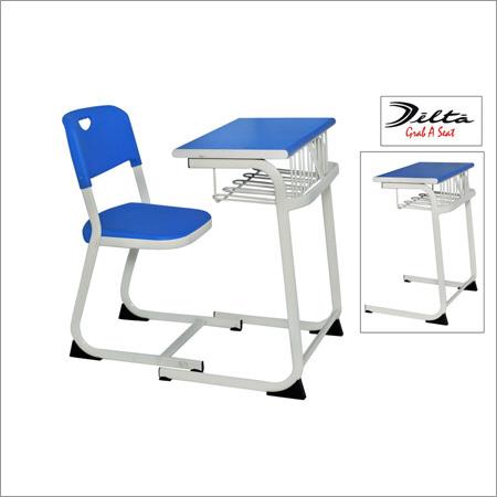 School Study Single Desk