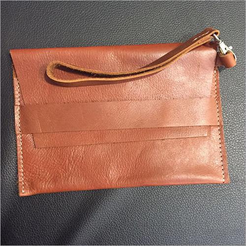Womens Designer Leather Clutch