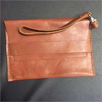 Womens Designer Leather Clutch