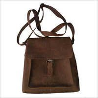Designer Leather Cross Body Bag