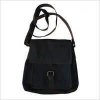 Ladies Leather Cross Body Bag