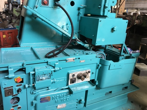 STM Nomoco Axle Track Grinding Machine