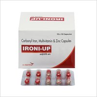 Iron Vitamin C Tablets