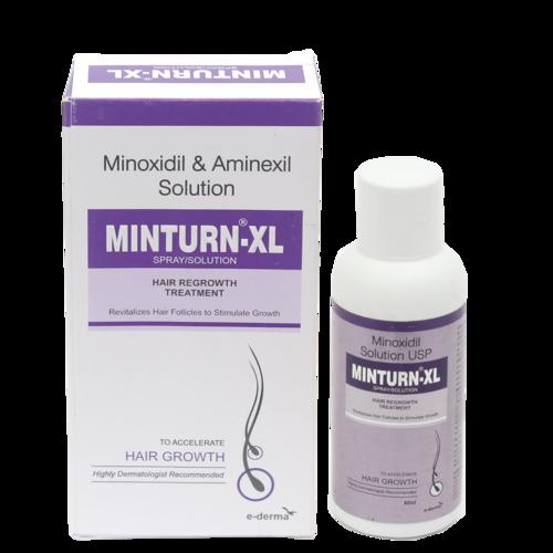 MINOXIDIL WITH AMINEXIL LOTION