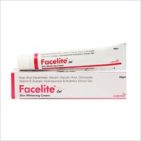 SKIN LIGHTENING CREAM FACELITE