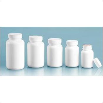 Plastic HDPE Jars