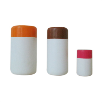 Ayurvedic Tablet Packing Bottles