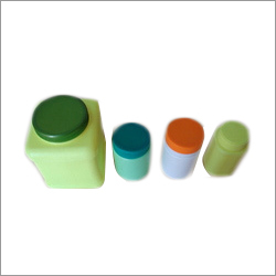 Food Colour Containers