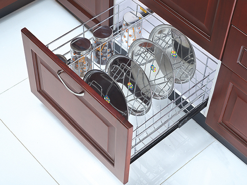 Modular Designed Basket Kitchen Service Provider Distributor Supplier  Trading