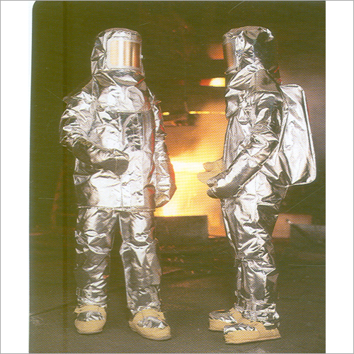 Industrial Heat Protective Garments