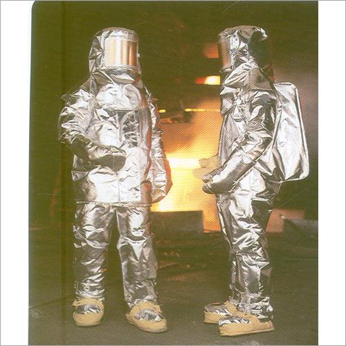 Industrial Heat Protective Garments