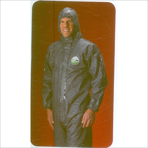 Flame Resistant Disposable Coverall