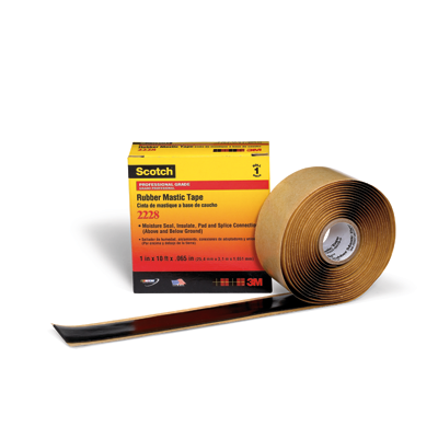 Scotch 2228 Rubber Mastic Tape