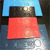 Electrical Rubber Safety Mat