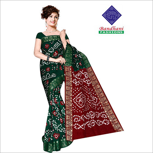 Bandhani Sarees Wholesale India
