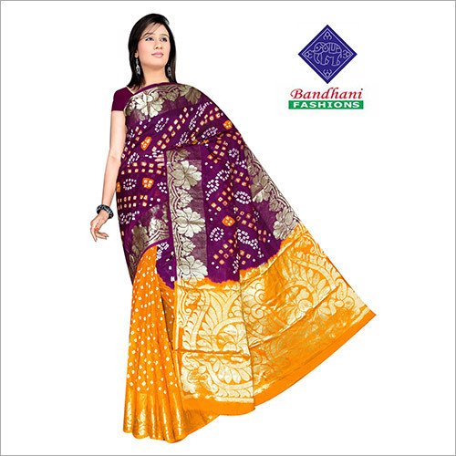 Bandhani Sarees Wholesale Suppliers
