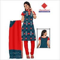 Bandhani Ladies Dress Material