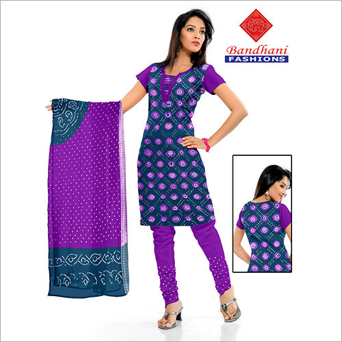 Bandhani Dress Suppliers