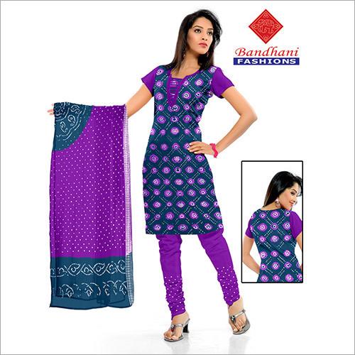 Bandhani Dress Suppliers