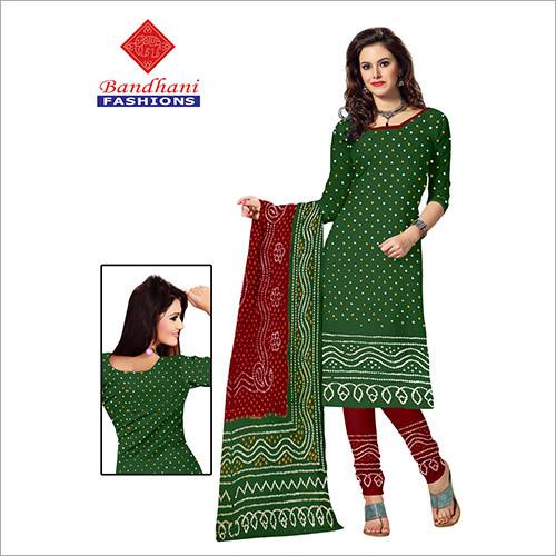 Designer Bandhani Suits Wholesale