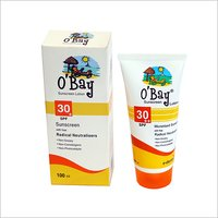 O'Bay SPF 30 Sun Protection Cream