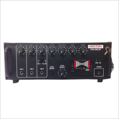 Digital Echo Amplifier