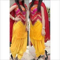 Ladies Trendy Patiala Suit