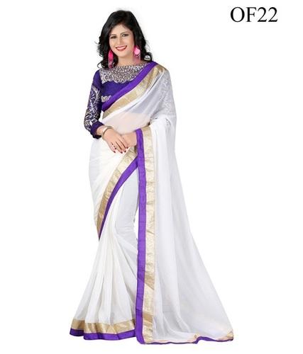 Casual Indian Saree